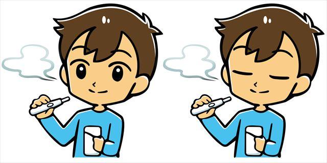 こんなに違うの?電子タバコと紙タバコの違いとは